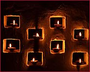 Diwali Decorations Ideas and Images With Diya.