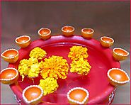 Diya Decorations can also be fun.