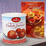 Send Sweets for Diwali Online at Best Price - OyeGifts