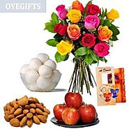 Send Diwali Sweets and Dryfruits Wishes Online Same Day Delivery - OyeGifts.com