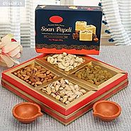 Send Diwali Sweets and Dryfruits Online Across India