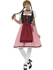Bavarian Tavern Maid Costume,German Outfit on Sale up to 75%
