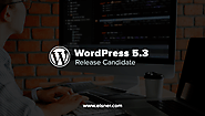The Much-Awaited WordPress 5.3 Release Candidate is Live Now!