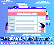 Make your business profitable with the best web design and development services.