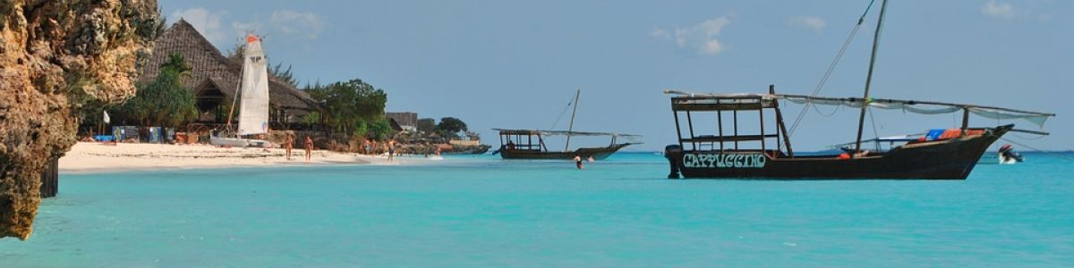 Headline for 5 Most Gorgeous Places to Visit in Zanzibar for Couples - For a Romantic Getaway