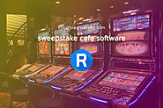 sweepstake cafe software
