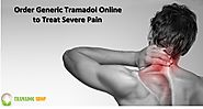 Why Should You Choose Tramadol To Treat Severe Pain