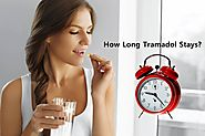 How Long Does Tramadol Pills Stay In Your System | Tramadolshop