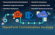 SharePoint Development Services | SharePoint Customization & Integration