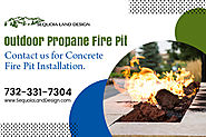 How to Choose the Best Outdoor Propane Fire Pit Table in Edison NJ