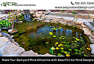 Backyard Koi Pond Designs for aBeautiful Landscape