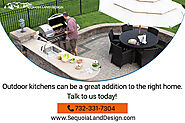 The Right Time for Outdoor Kitchens Designs & Remodeling