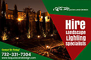 Top Reasons to Hire a Landscape Lighting Specialist