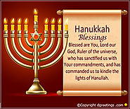 Happy Hanukkah Quotes and Sayings To Celebrate Life