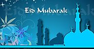 Happy Eid Mubark in Advance For Friends and Family