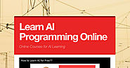 Online Courses for AI Learning