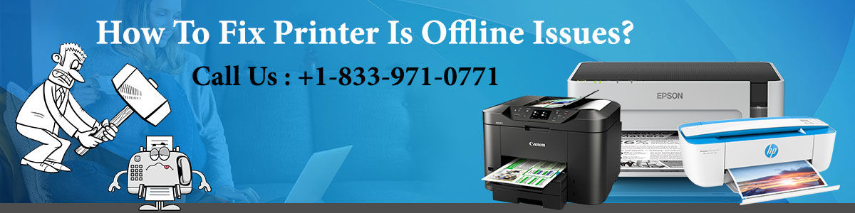Headline for Why Shouldn't you Miss Out on Availing Printer is Offline Support?