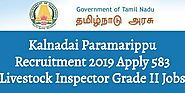 Website at https://upnhmresult.com/kalnadai-paramarippu-recruitment-2019/