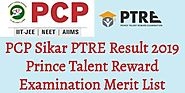 PCP Sikar PTRE Result 2019 Prince Talent Reward Examination Merit List