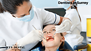 Looking for the Best Dentist Cloverdale - Brick Yard Station Dental
