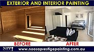 Exterior & Interior House Painting | Before And After | Sunshine Coast