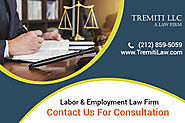 Labor and employment law firm in NYC for constructive dismissal claims.