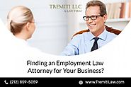 Choose The Employment Law Firm For Your Business