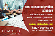 Best Business Immigration Attorney In NY