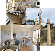 Luxury Family Holiday Rentals, Beach Accommodation Kingscote - White sands Holiday Rental
