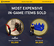 Most expensive game items ever sold