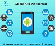 Arstudioz | Are you looking for ultimate Mobile App Development Company?