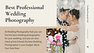 Best Wedding Photographers in Pitampura Delhi | PPT