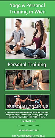 Yoga & Personal Training in Wien