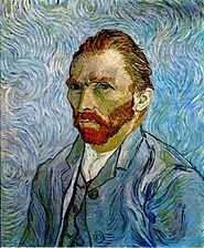 Self Portrait III 2 Painting by Vincent Van Gogh