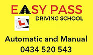 Carlton Driving School | Easy Pass Driving School | 0434520543