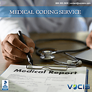 Medical Services in USA by Vocis Inc, Medical Coding