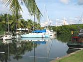 Columbus Cove Marina, Salt River, St. Croix