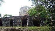 Catherineberg Sugar Mill Ruins
