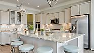 The Ravenna Model Home at Belle Terre by Hovnanian - Coastal Life Delaware