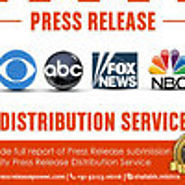 Press Release Service - PR Distribution