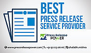 Press Release Distribution – Video Press Release