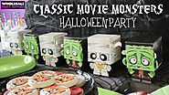 Classic Horror Movie Monster Party