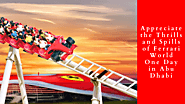 Appreciate the Thrills and Spills of Ferrari World One Day in Abu Dhabi – Instant Info