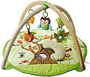 Amazon.com : Skip Hop Treetop Friends Activity Gym : Early Development Playmats : Baby