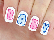 Try Out These 7 Nail Art Designs If You Have A Bun In Your Oven! – Baby Scan Clinic Peterborough