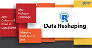 R Data Reshaping - 4 Major Functions to Organise your Data! - DataFlair