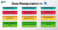 Data Manipulation in R - Find all its concepts at a single place! - DataFlair