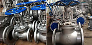 Globe Valves manufacturers and suppliers In India- Ridhiman Alloys