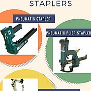 Guide To Choosing The Right Type Of Cardboard Box Stapler by ISM Direct