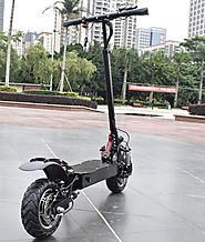 "10"" 2400w Electric Scooter - Wheelsity"
